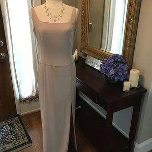 Bob Mackie full length formal gown
